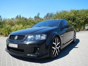 2008 Holden Commodore VE SS Black 6 Speed Sports Automatic Sedan Windsor Hawkesbury Area Preview