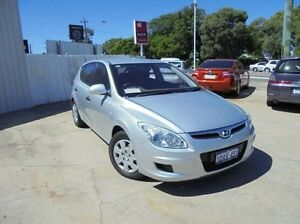2008 Hyundai i30 FD MY09 SX Silver 4 Speed Automatic Hatchback Bayswater Bayswater Area Preview