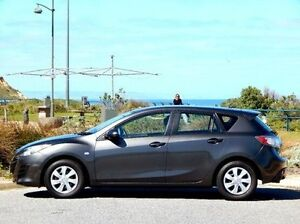 2009 Mazda 3 BL10F1 Neo Activematic Grey 5 Speed Sports Automatic Hatchback Christies Beach Morphett Vale Area Preview