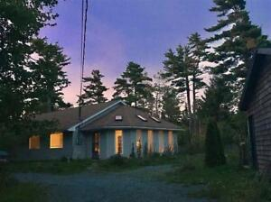 Beautifully situation bungalow on 3 acres! 2449 Sackville Drive