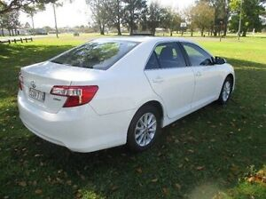 2013 Toyota Camry ASV50R Altise White 6 Speed Sports Automatic Sedan East Kempsey Kempsey Area Preview