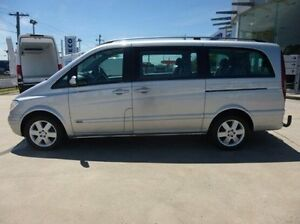 2005 Mercedes-Benz Viano 639 Trend Silver 5 Speed Automatic Wagon Coburg North Moreland Area Preview