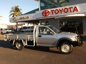2007 Holden Rodeo RA MY07 LX Silver 5 Speed Manual Cab Chassis Rockhampton Rockhampton City Preview