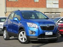 2016 Holden Trax TJ MY16 LTZ Blue 6 Speed Automatic Wagon Preston Darebin Area Preview