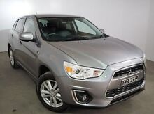 2013 Mitsubishi ASX XB MY13 Aspire 2WD Grey 6 Speed Constant Variable Wagon Mount Gambier Grant Area Preview