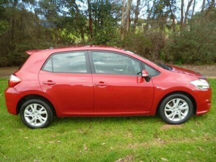 2011 Toyota Corolla ZRE152R MY11 Ascent Sport Wildfire 4 Speed Automatic Hatchback Warrnambool 3280 Warrnambool City Preview