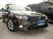 2010 Ford Falcon FG XR6 Grey 6 Speed Sports Automatic Sedan Enfield Port Adelaide Area Preview