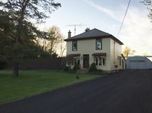 Private Country Home Hagersville On Over 5 Acres!