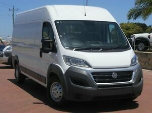 2016 Fiat Ducato Series 4 Mid Roof LWB Comfort-matic White 6 Speed Sports Automatic Single Clutch Bibra Lake Cockburn Area Preview