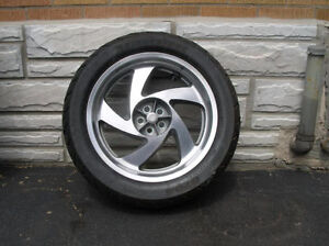 2005 GL1800 rear wheel