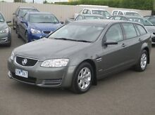 2012 Holden Commodore VE II MY12 Omega Sportwagon Grey 6 Speed Sports Automatic Wagon Coolaroo Hume Area Preview