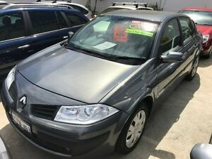 2007 Renault Megane II X84 Phase II Expression Grey 4 Speed Automatic Sedan Welshpool Canning Area Preview