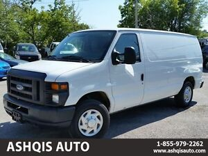 2012 Ford Econoline leather seats Bluetooth