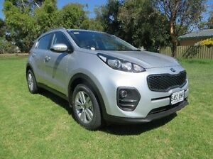 2016 Kia Sportage QL MY17 Si 2WD Silver 6 Speed Sports Automatic Wagon Christies Beach Morphett Vale Area Preview