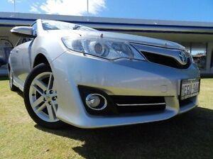 2013 Toyota Camry ASV50R Atara R Silver 6 Speed Sports Automatic Sedan Victoria Park Victoria Park Area Preview