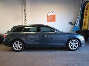 2009 Audi A4 B8 8K Avant Multitronic Grey 8 Speed Constant Variable Wagon Highett Bayside Area Preview