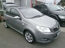 2009 Holden Barina TK MY09 Grey 4 Speed Automatic Hatchback Blackburn Whitehorse Area Preview