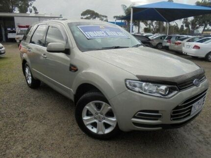 2012 Ford Territory Gold Sports Automatic Wagon Hastings Mornington Peninsula Preview