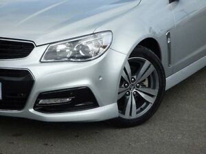 2014 Holden Commodore VF MY14 SS Silver 6 Speed Sports Automatic Sedan Diggers Rest Melton Area Preview