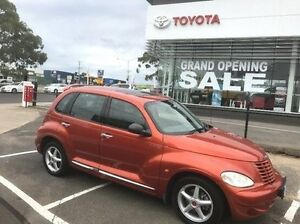 2003 Chrysler PT Cruiser PG MY2003 Street Cruiser 2 Bronze 4 Speed Automatic Wagon Mornington Mornington Peninsula Preview