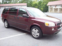 2007 Chevrolet Uplander LS---ONE OWNER---AMAZING SHAPE IN & OUT