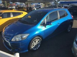 2010 Toyota Corolla Blue Automatic Hatchback North Gosford Gosford Area Preview
