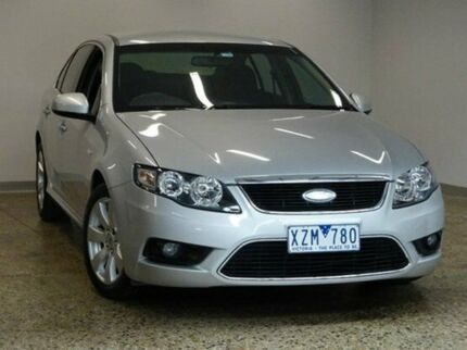 2009 Ford Falcon FG G6 Lightning Strike 5 Speed Auto Seq Sportshift Sedan South Geelong Geelong City Preview