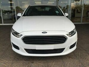 2014 Ford Falcon White Sports Automatic Sedan Berrimah Darwin City Preview