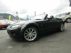 2007 Mazda MX-5 NC30F1 MY07 Roadster Coupe Black 6 Speed Sports Automatic Hardtop Earlville Cairns City Preview