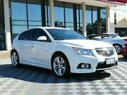 2013 Holden Cruze JH Series II MY14 SRi-V Heron White 6 Speed Sports Automatic Hatchback Alfred Cove Melville Area Preview