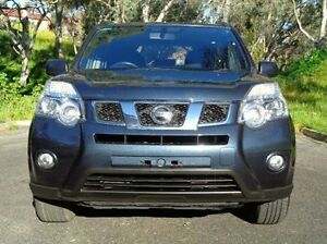 2011 Nissan X-Trail T31 Series IV ST 2WD Blue 1 Speed Constant Variable Wagon St Marys Mitcham Area Preview