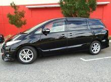 2008 Toyota Tarago GSR50R MY08 GLX Black 6 Speed Sports Automatic Wagon Beckenham Gosnells Area Preview