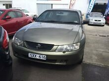2003 Holden Commodore VY Executive Green 4 Speed Automatic Sedan Maidstone Maribyrnong Area Preview