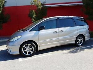 2004 Toyota Estima Grey Automatic Wagon Cannington Canning Area Preview