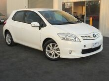 2012 Toyota Corolla ZRE152R MY11 Ascent Sport White 4 Speed Automatic Hatchback Mitchell Park Ballarat City Preview