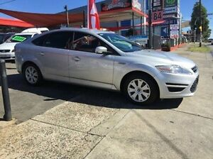 2013 Ford Mondeo MC LX PwrShift TDCi Silver 6 Speed Sports Automatic Dual Clutch Hatchback Newington Auburn Area Preview