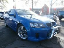 2008 Holden Ute VE SS Blue 6 Speed Manual Utility Hillcrest Port Adelaide Area Preview
