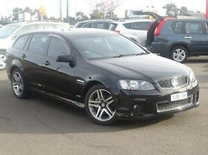 2012 Holden Commodore VE II MY12.5 SV6 Sportwagon Black 6 Speed Sports Automatic Wagon Coolaroo Hume Area Preview