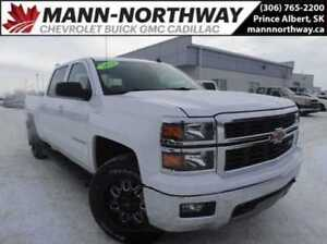2014 Chevrolet Silverado 1500 LT | Tow Package, Heated Seats, Cr