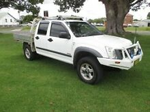 2007 Holden Rodeo RA MY07 LT Crew Cab Blue 5 Speed Manual Utility East Kempsey Kempsey Area Preview