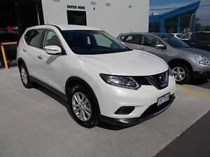 2015 Nissan X-Trail T32 ST X-tronic 4WD White 7 Speed Constant Variable Wagon Burwood Whitehorse Area Preview