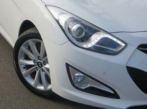 2012 Hyundai i40 VF2 Elite Tourer White 6 Speed Sports Automatic Wagon Christies Beach Morphett Vale Area Preview
