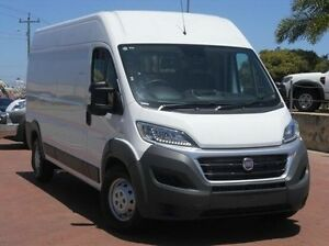 2016 Fiat Ducato Series 4 Mid Roof LWB Comfort-matic White 6 Speed Sports Automatic Single Clutch Spearwood Cockburn Area Preview