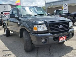 2008 Ford Ranger Sport RWD 5spd Cambridge Kitchener Area image 7