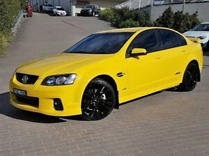 2010 Holden Commodore VE II SS V Yellow 6 Speed Manual Sedan Windsor Hawkesbury Area Preview