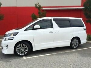 2014 Toyota Vellfire White Automatic Wagon Cannington Canning Area Preview