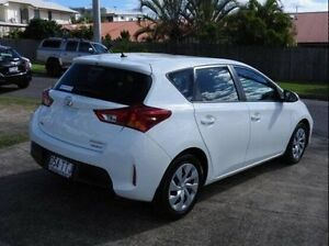 2014 Toyota Corolla ZRE182R Ascent S-CVT White 7 Speed Constant Variable Hatchback Wynnum Brisbane South East Preview