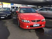 2003 Holden Ute VY II SS Green 4 Speed Automatic Utility Maidstone Maribyrnong Area Preview