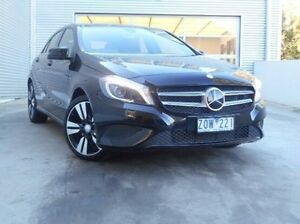 2013 Mercedes-Benz A200 CDI W176 D-CT Black 7 Speed Sports Automatic Dual Clutch Hatchback Berwick Casey Area Preview