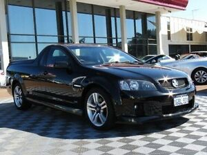 2009 Holden Ute VE MY10 SS Black 6 Speed Manual Utility Alfred Cove Melville Area Preview